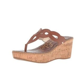 Sam Edelman Ralphie wedge sandals
